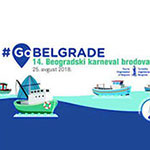 14th Belgrade Ship Carnival